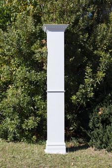 Geometric Greek Column