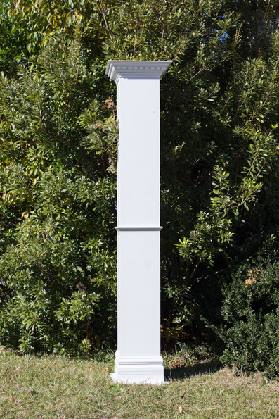 Geometric Greek Column