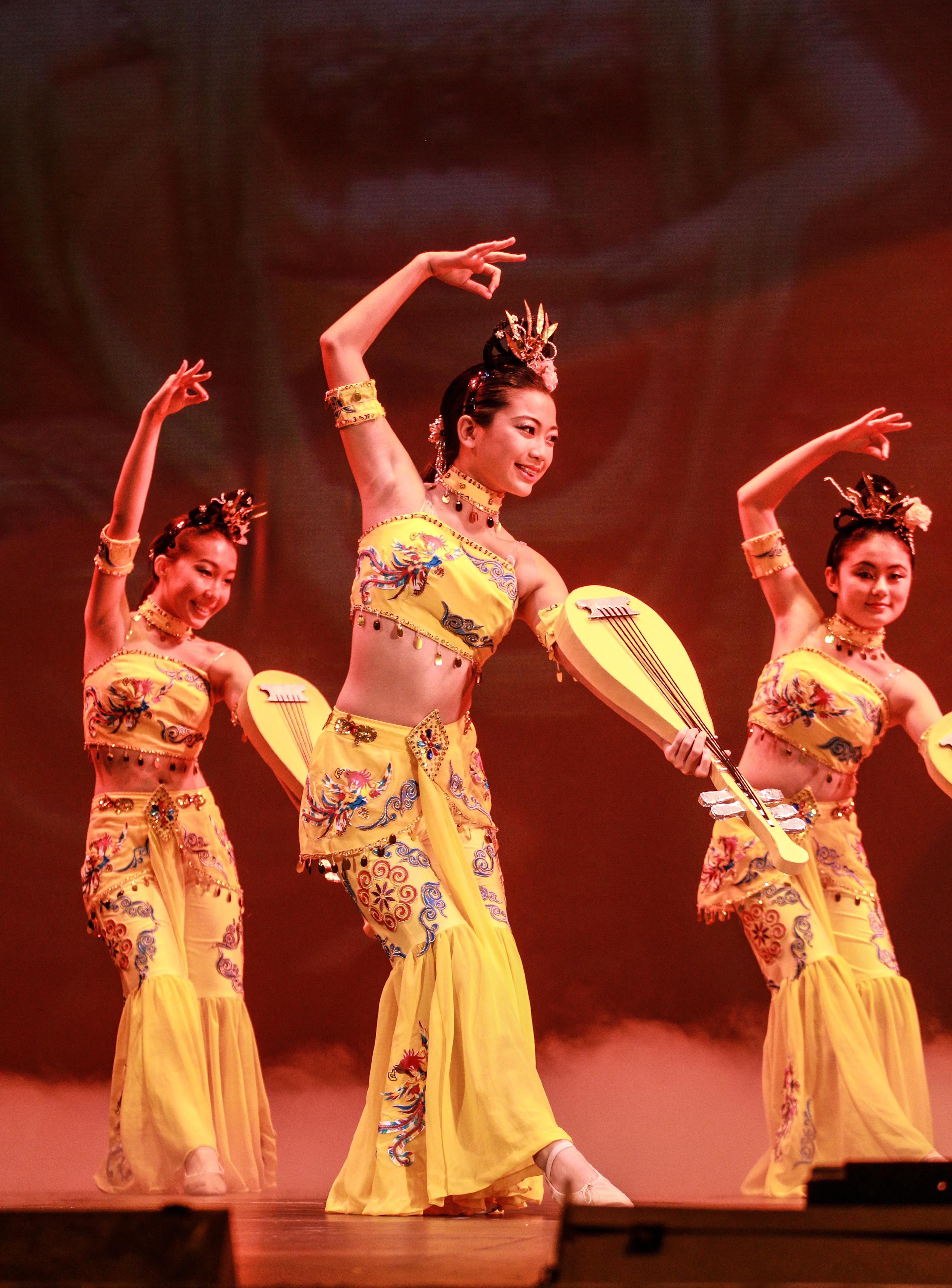 Dun Huang Series