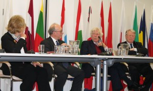 Slynn Foundation Open Forum – Luxembourg, Strasbourg, Human Rights and the Future (17 March 2014)