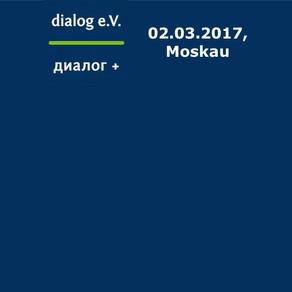 Filmvorführung und Diskussion in Moskau