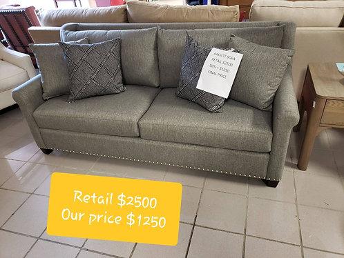 Grey Bassett Sofa