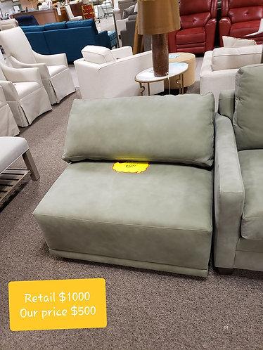 Green Bassett Chair