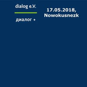 Informationstreffen in Nowokusnezk
