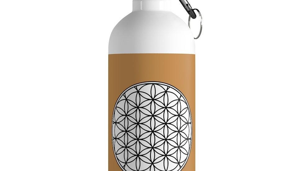 Flower of life - Stainless Steel Water Bottle