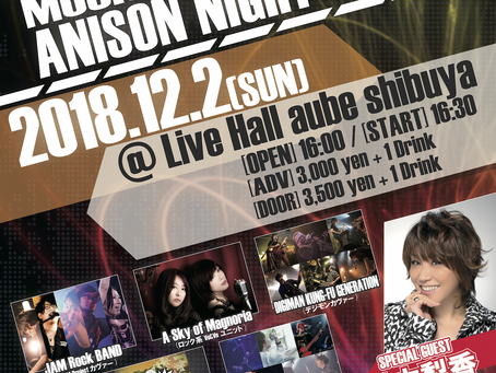 MUSIC LOVERS-ANISON NIGHT