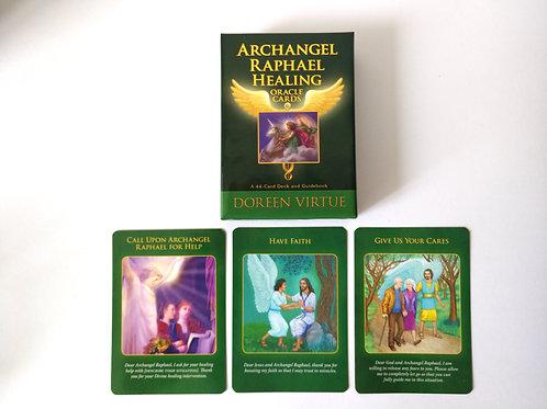 Archangel Raphael, For Angelic Reading