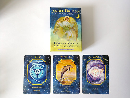Angel Dreams, For Angelic Reading