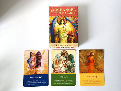 Archangels, For Angelic Reading