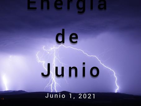 ¿Quieres saber sobre la Energía de Junio 2021?