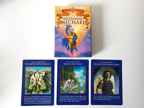 Archangel Michael, For Angelic Reading