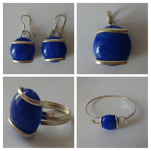 Set Cuarzo Azul