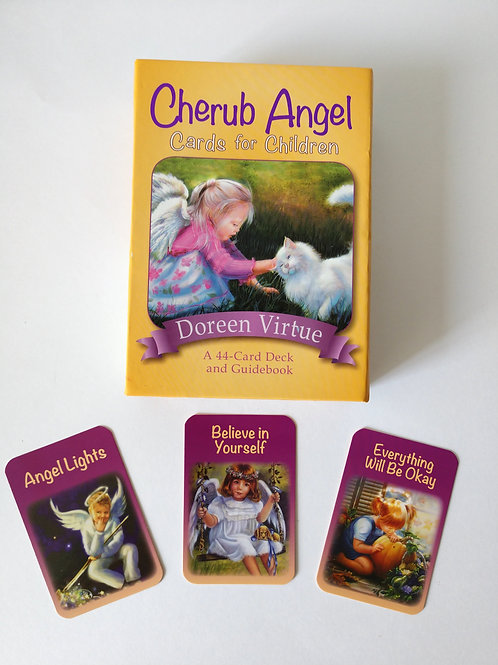 Cherub, For Angelic Reading