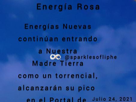 Luna Llena Julio 24 Energía Rosa María Magdalena