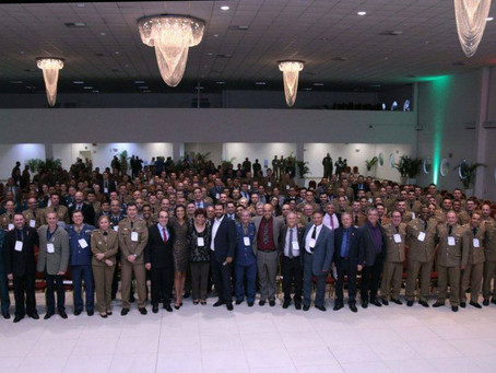 Sócios da Baratieri participam de Seminário de Oficiais Militares