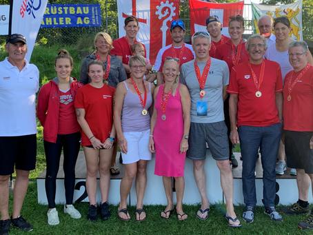 Der SCW hat das beste Open Water Team der Schweiz