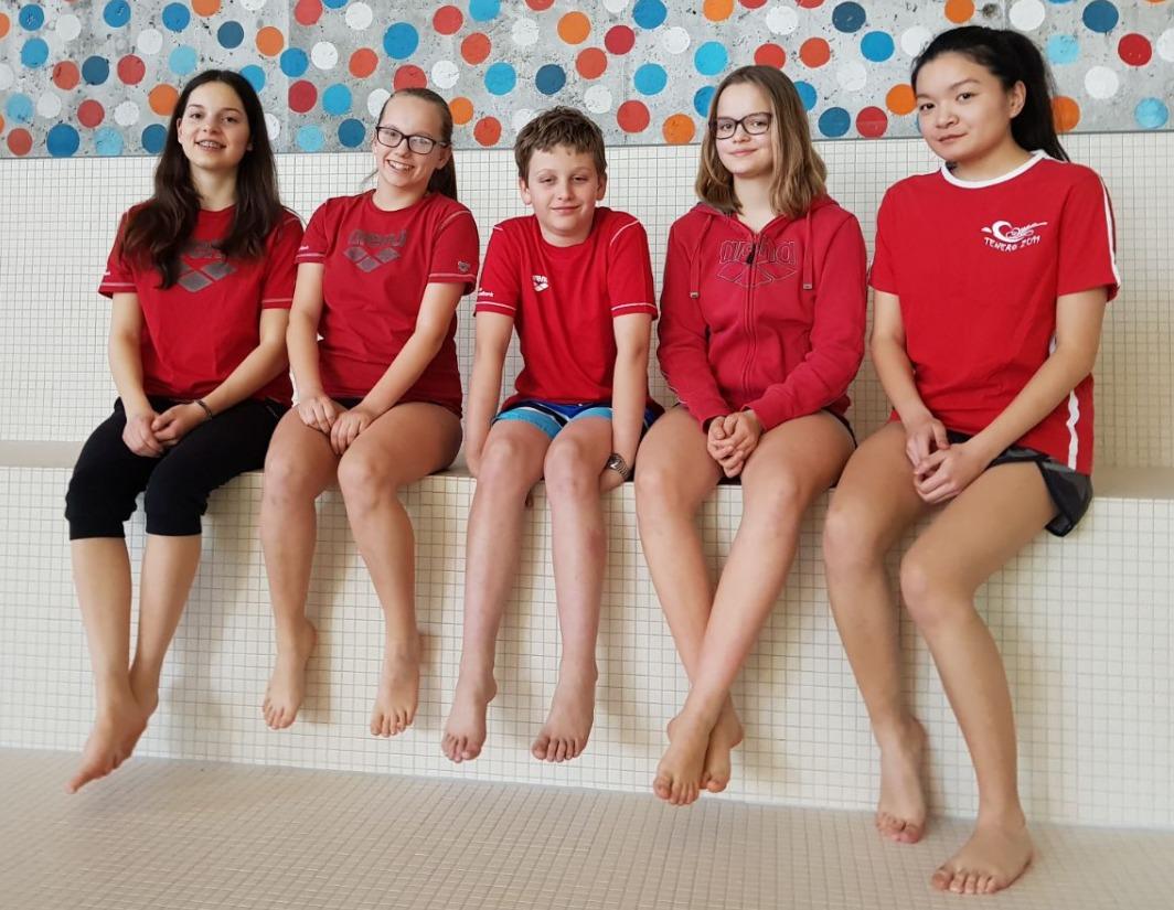 Sportschwimmen