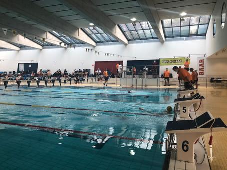 Top-Ten-Plätze an den Regionalen Hallenmeisterschaften in Baar