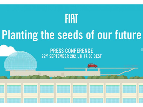 """FIAT-Pressekonferenz """"Planting the seeds of our Future"""""""