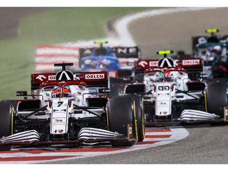 2021 FIA Formel Eins Grand Prix von Bahrain - Rennen - Sonntag