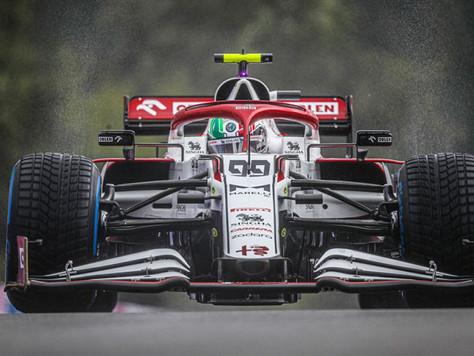 2021 FIA Formel Eins Großer Preis von Belgien - Qualifying - Samstag