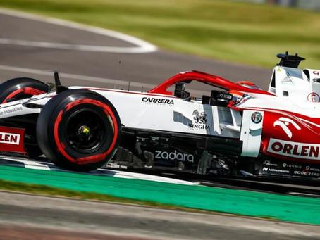 FIA Formel 1 Großer Preis von Großbritannien 2021 – Sprint – Samstag