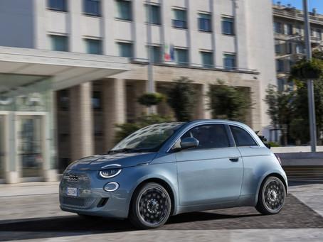 FIAT belohnt die tugendhaftesten europäischen Fahrer des New 500