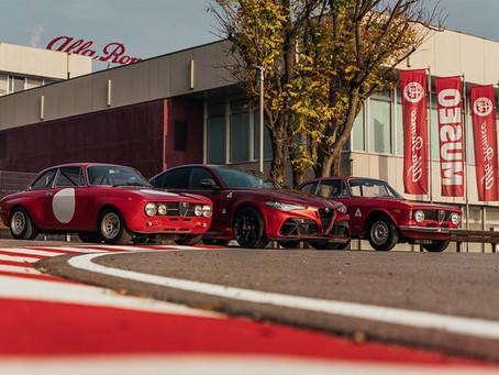 Die neue Alfa Romeo Giulia GTA aus Sicht der Menschen hinter dem Projekt