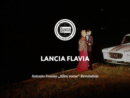 "LANCIA FLAVIA - Antonio Fessias ""Alles vorne""-Revolution"