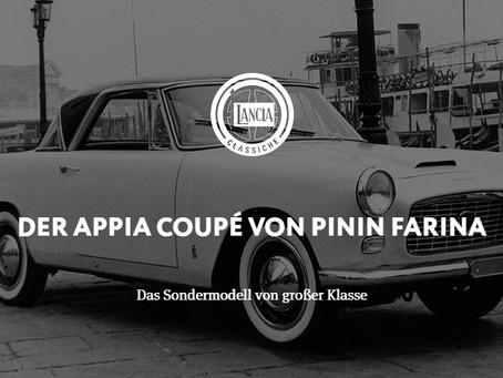 DER APPIA COUPÉ VON PININ FARINA - Das Sondermodell von großer Klasse