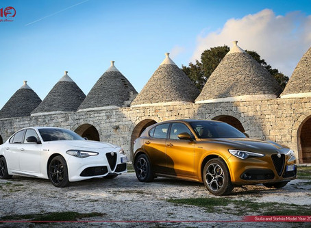 Alfa Romeo Aktionen