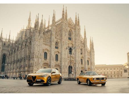 Alfa Romeo Giulia und Stelvio GT Junior: die italienische Art, das Leben zu lieben