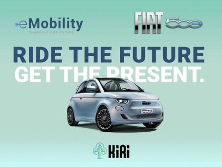 e-Mobility by Stellantis und KIRI Technologies präsentieren einzigartiges Projekt