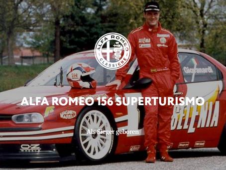 Alfa Romeo 156 Superturismo - Als Sieger geboren