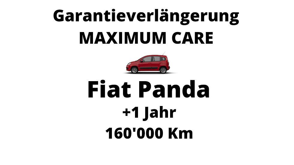 Fiat Panda Garantieverlängerung 1 Jahr 160'000 Km