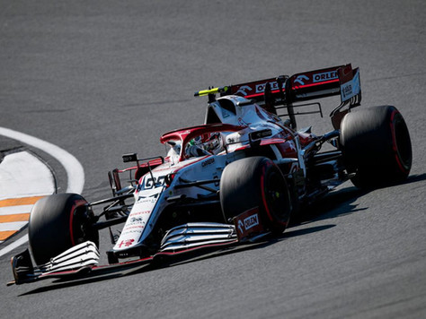 2021 FIA Formel Eins Großer Preis der Niederlande - Rennen - Sonntag