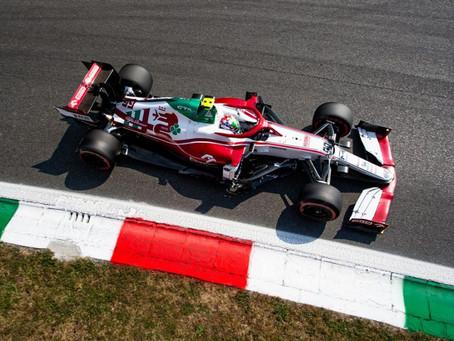 2021 FIA Formel Eins Großer Preis von Italien - Sprint - Samstag