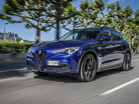 """Alfa Romeo Stelvio gewinnt Designpreis von """"Auto Motor und Sport"""""""