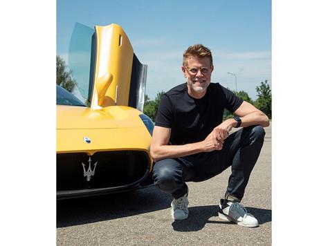 """Klaus Busse wird bei den Autocar Awards 2021 zum """"Design Hero"""" gekürt"""