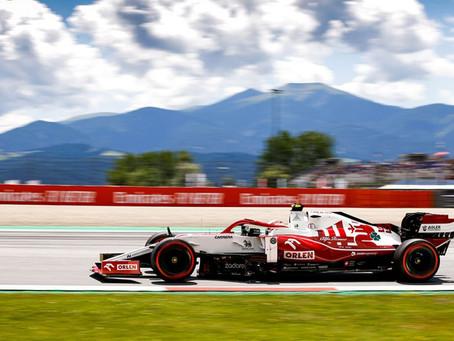 2021 FIA Formel Eins Großer Preis der Steiermark - Rennen - Sonntag