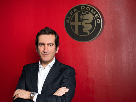 Alejandro Mesonero-Romanos zum Leiter des Alfa Romeo Designs ernannt
