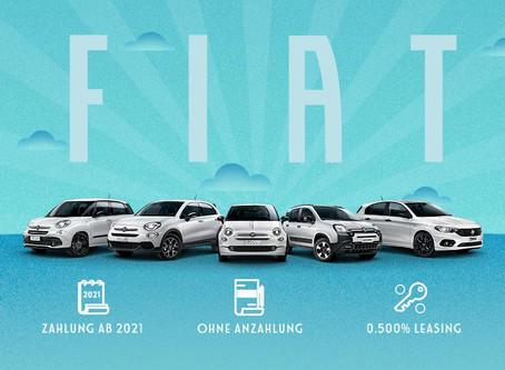 Fiat Aktionen