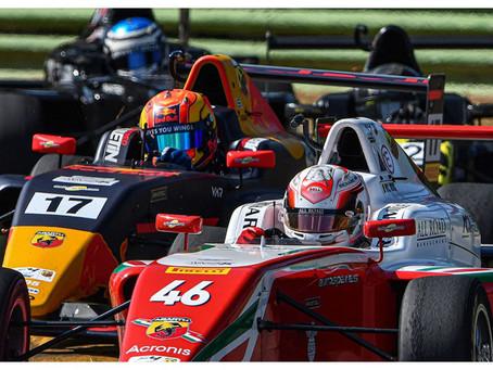 Italienische F.4-Meisterschaft Powered by Abarth und ADAC F.4-Meisterschaft Powered by Abarth