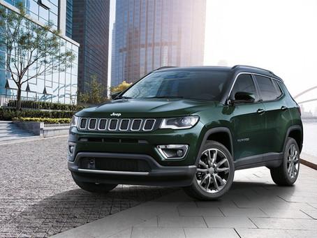 """Jeep® Compass """"made in Europe"""" mit neuer Benzinmotoren-Generation"""