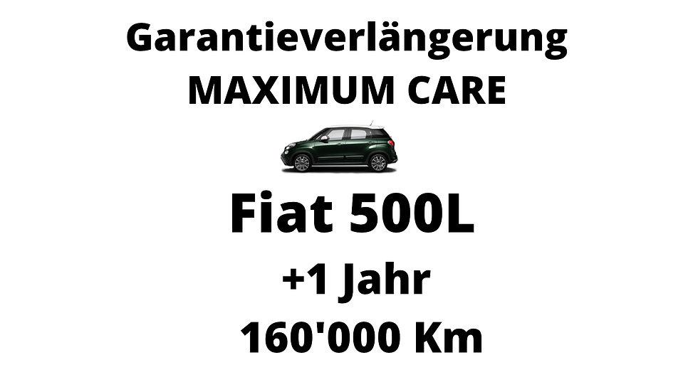 Fiat 500L Garantieverlängerung 1 Jahr 160'000 Km