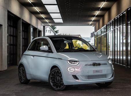 Der neue Fiat 500