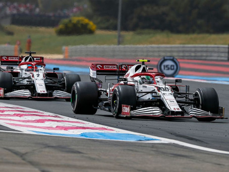2021 FIA Formula One French Grand Prix - Sonntag - Rennen