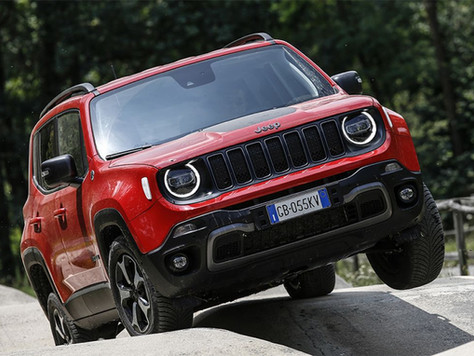 "Jeep® mit zwei Siegen bei den ""4x4 Of The Year""-Awards 2021 geehrt"