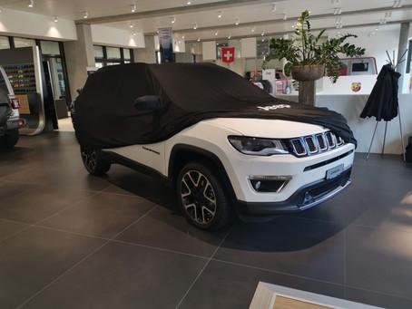 Jeep Aktionen