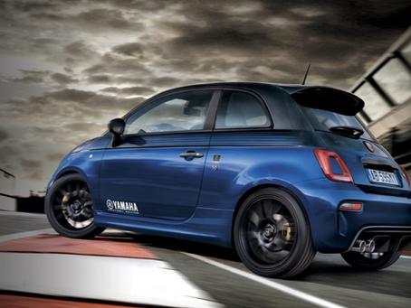 Abarth 595 Special Series Monster Energy Yamaha